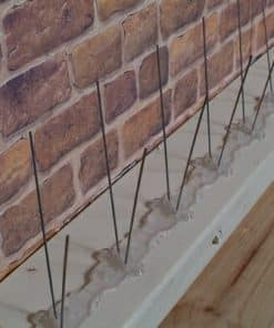 Narrow Steel Bird Spikes