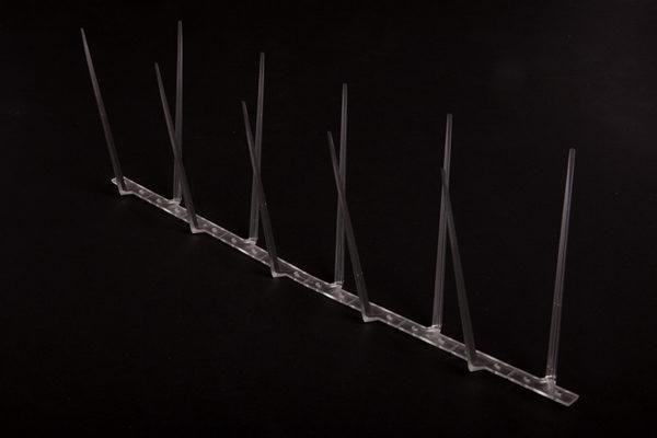 Narrow Plastic Bird Spikes