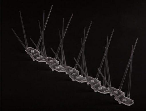 Wide Plastic Bird Spikes